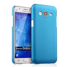 Cover Plastica Rigida Opaca per Samsung Galaxy J5 SM-J500F Cielo Blu