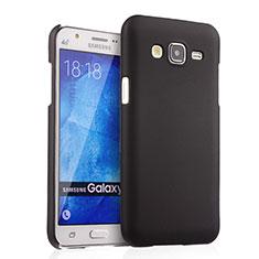 Cover Plastica Rigida Opaca per Samsung Galaxy J5 SM-J500F Nero