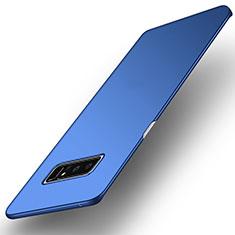 Cover Plastica Rigida Opaca per Samsung Galaxy Note 8 Blu