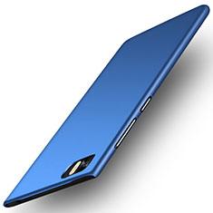 Cover Plastica Rigida Opaca per Xiaomi Mi 3 Blu