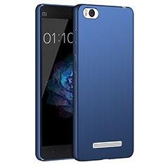 Cover Plastica Rigida Opaca per Xiaomi Mi 4i Blu