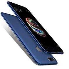 Cover Plastica Rigida Opaca per Xiaomi Mi 5X Blu