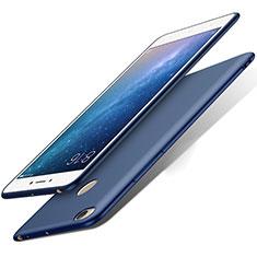 Cover Plastica Rigida Opaca per Xiaomi Mi Max 2 Blu
