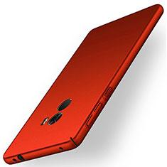 Cover Plastica Rigida Opaca per Xiaomi Mi Mix Rosso