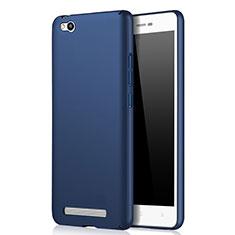 Cover Plastica Rigida Opaca per Xiaomi Redmi 3 Blu
