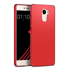 Cover Plastica Rigida Opaca per Xiaomi Redmi 4 Standard Edition Rosso