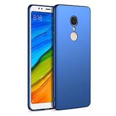 Cover Plastica Rigida Opaca per Xiaomi Redmi 5 Blu