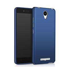 Cover Plastica Rigida Opaca per Xiaomi Redmi Note 2 Blu
