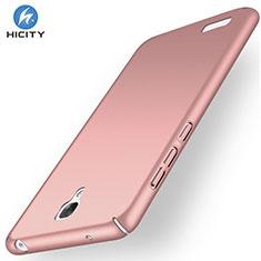 Cover Plastica Rigida Opaca per Xiaomi Redmi Note 4G Oro Rosa