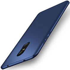 Cover Plastica Rigida Opaca per Xiaomi Redmi Note 4X Blu