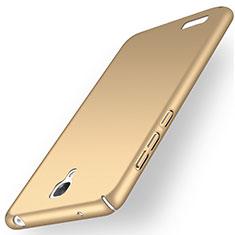 Cover Plastica Rigida Opaca per Xiaomi Redmi Note Prime Oro