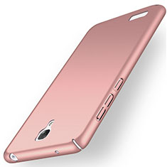 Cover Plastica Rigida Opaca per Xiaomi Redmi Note Prime Oro Rosa