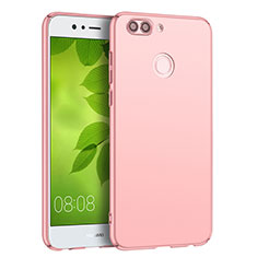 Cover Plastica Rigida Opaca Q04 per Huawei Nova 2 Plus Oro Rosa