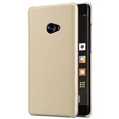Cover Plastica Rigida Perforato per Xiaomi Mi Note 2 Oro