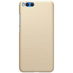 Cover Plastica Rigida Perforato per Xiaomi Mi Note 3 Oro