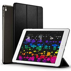 Cover Portafoglio In Pelle con Supporto per Apple iPad Pro 10.5 Nero