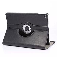 Cover Portafoglio In Pelle con Supporto Rotazione per Apple iPad Mini 4 Nero