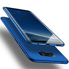 Cover Silicone Morbida Lucido per Samsung Galaxy S8 Plus Blu