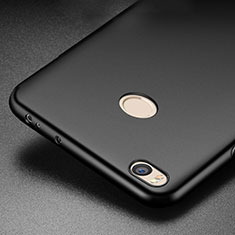 Cover Silicone Morbida Lucido per Xiaomi Redmi Note 5A Pro Nero