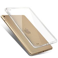 Cover Silicone Trasparente Ultra Slim Morbida per Apple iPad Mini 4 Chiaro