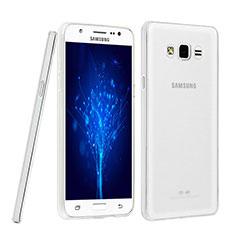 Cover Silicone Trasparente Ultra Slim Morbida per Samsung Galaxy J5 SM-J500F Chiaro