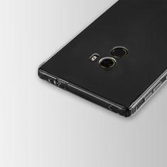 Cover Silicone Trasparente Ultra Slim Morbida per Xiaomi Mi Mix Chiaro