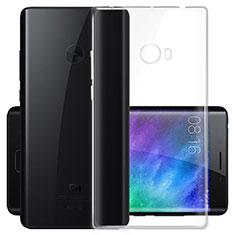 Cover Silicone Trasparente Ultra Slim Morbida per Xiaomi Mi Note 2 Special Edition Chiaro