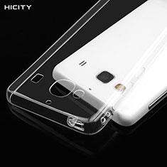 Cover Silicone Trasparente Ultra Slim Morbida per Xiaomi Redmi 2 Chiaro