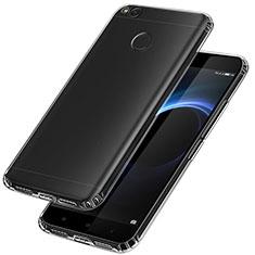 Cover Silicone Trasparente Ultra Slim Morbida per Xiaomi Redmi 4X Chiaro