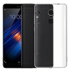 Cover Silicone Trasparente Ultra Slim Morbida per Xiaomi Redmi Note 4X Chiaro