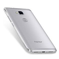 Cover Silicone Trasparente Ultra Sottile Morbida per Huawei Honor 5X Chiaro