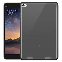 Cover Silicone Trasparente Ultra Sottile Morbida per Xiaomi Mi Pad 2 Grigio