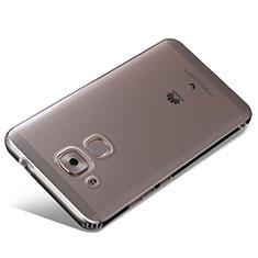 Cover Silicone Trasparente Ultra Sottile Morbida R01 per Huawei G9 Plus Chiaro