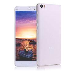 Cover Silicone Trasparente Ultra Sottile Morbida R02 per Xiaomi Mi Note Chiaro