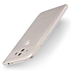Cover Silicone Trasparente Ultra Sottile Morbida T02 per Huawei Mate 10 Pro Chiaro