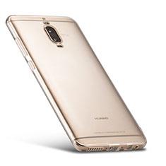 Cover Silicone Trasparente Ultra Sottile Morbida T02 per Huawei Mate 9 Pro Chiaro