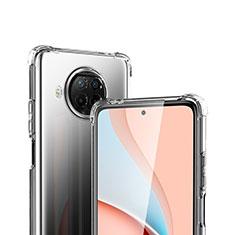 Cover Silicone Trasparente Ultra Sottile Morbida T02 per Xiaomi Mi 10T Lite 5G Chiaro