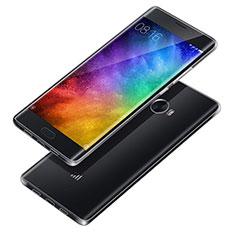 Cover Silicone Trasparente Ultra Sottile Morbida T02 per Xiaomi Mi Note 2 Chiaro