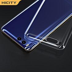 Cover Silicone Trasparente Ultra Sottile Morbida T02 per Xiaomi Mi Note 3 Chiaro