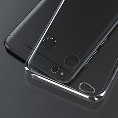 Cover Silicone Trasparente Ultra Sottile Morbida T02 per Xiaomi Redmi 4X Chiaro