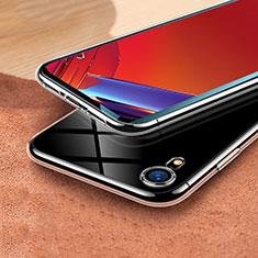 Cover Silicone Trasparente Ultra Sottile Morbida T03 per Apple iPhone XR Chiaro