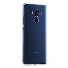 Cover Silicone Trasparente Ultra Sottile Morbida T03 per Huawei Mate 10 Pro Chiaro