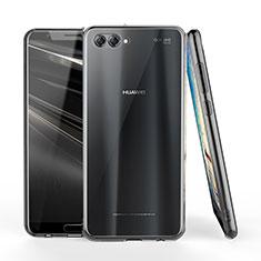 Cover Silicone Trasparente Ultra Sottile Morbida T03 per Huawei Nova 2S Chiaro