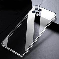 Cover Silicone Trasparente Ultra Sottile Morbida T03 per Oppo A73 5G Chiaro