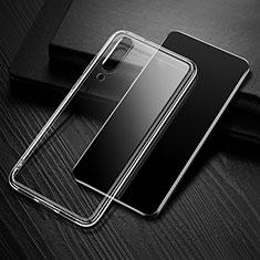 Cover Silicone Trasparente Ultra Sottile Morbida T03 per Xiaomi Mi A3 Chiaro