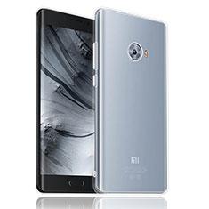 Cover Silicone Trasparente Ultra Sottile Morbida T03 per Xiaomi Mi Note 2 Special Edition Chiaro