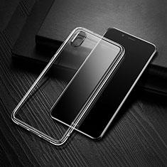 Cover Silicone Trasparente Ultra Sottile Morbida T03 per Xiaomi Redmi 7A Chiaro