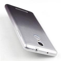 Cover Silicone Trasparente Ultra Sottile Morbida T03 per Xiaomi Redmi Note 3 Chiaro