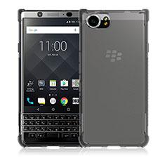 Cover Silicone Trasparente Ultra Sottile Morbida T04 per Blackberry KEYone Chiaro