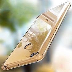 Cover Silicone Trasparente Ultra Sottile Morbida T04 per Xiaomi Mi Max 2 Chiaro